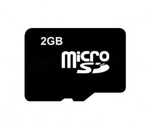 Карты памяти micro SD 2GB