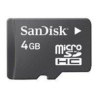 Карты памяти micro SD 4GB