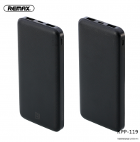 Портативный аккумулятор Remax RPP-119 black