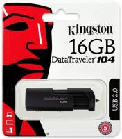 Память Flash USB Kingston 16Gb