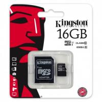 Карта памяти Micro SD Kingston 16Gb