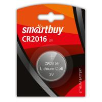 Батарейка Smartbuy CR2016