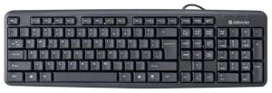 Клавиатура Defender HB-520