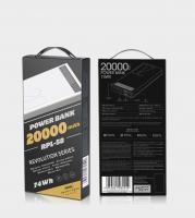 Портативный аккумулятор Baseus PPMI01 PD+QC 10000mAh