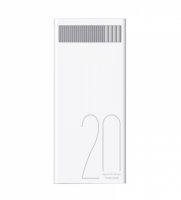 Портативный аккумулятор Remax RPL-58 white