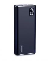 Портативный аккумулятор Remax RPP-8 blue 20000mAh