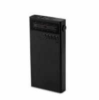 Портативный аккумулятор Remax RPP-102 black