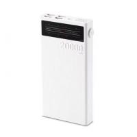Портативный аккумулятор Remax RPP-102 white