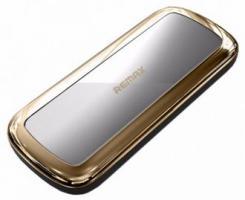 Портативный аккумулятор Remax RPP-35 gold