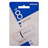 Память Flash USB Smartbuy 8Gb