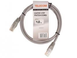 Патч-корд Telecom 1м