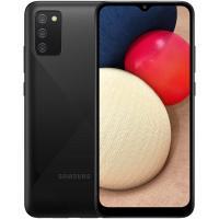 Samsung Galaxy A02s (SM-A025F) 3/32Gb Черный