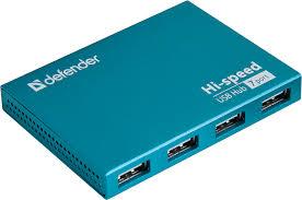 USB-разветвитель Defender 83505